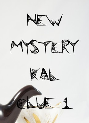 October Mystery KAL – The 1st Clue